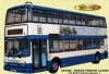 NORTHCORD UKBUS1050 Dennis Trident Alexander ALX400 - Stagecoach Hull * PRE OWNED *
